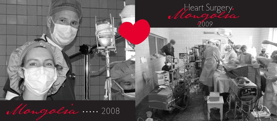 Heart Surgery Mongolia